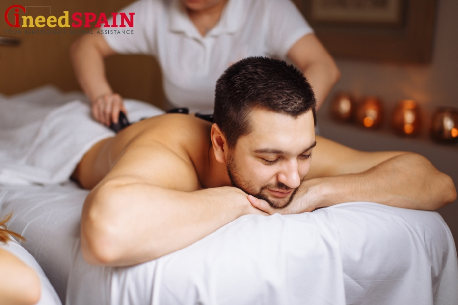 SPA for men in Barcelona